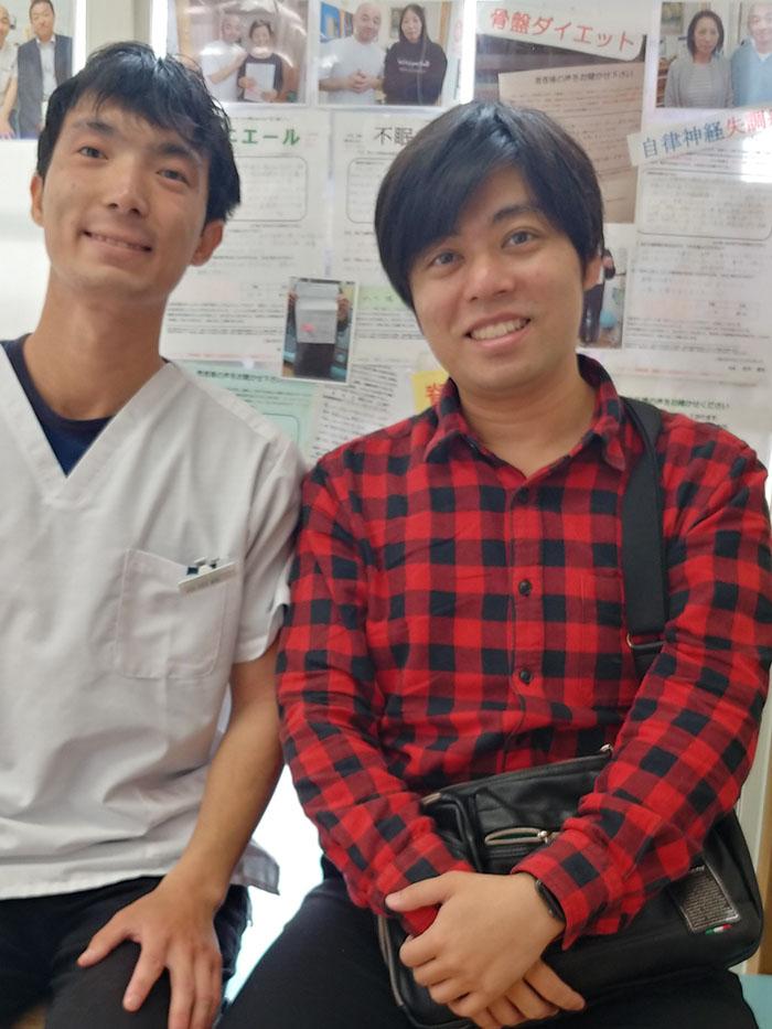松戸市 斉藤憲生 30代 男性