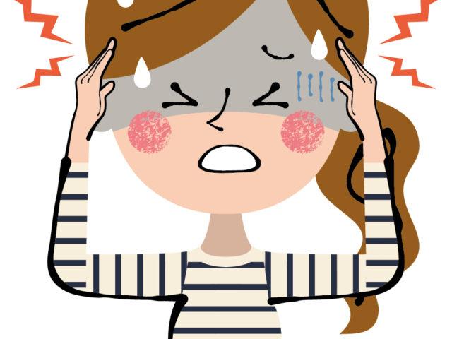 頭痛は3タイプに分かれることを流山市の整体師が解説
